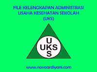 Contoh Kelengkapan Administrasi UKS