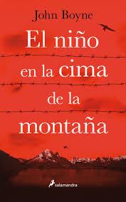 """""""El niño en la cima de la montaña"""" de John Boyne"""