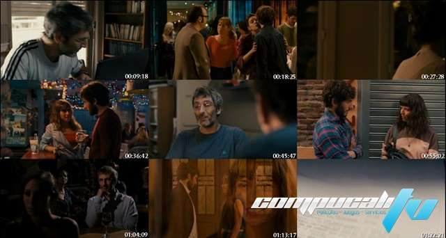 Sexo fácil, películas tristes (2015) DVDRip Latino