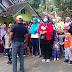Karang Taruna Kampung Ampel, Adakan Jalan Sehat Di HUT RI ke-75