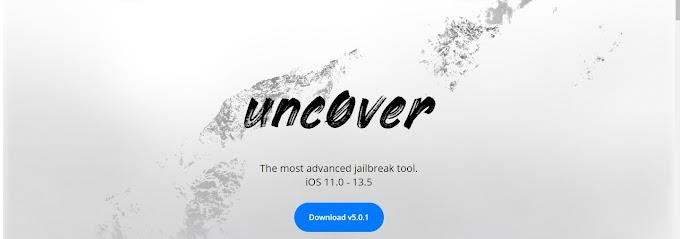Disponível jailbreak para iPhone e iPad com iOS 13.5 com a ferramenta unc0ver
