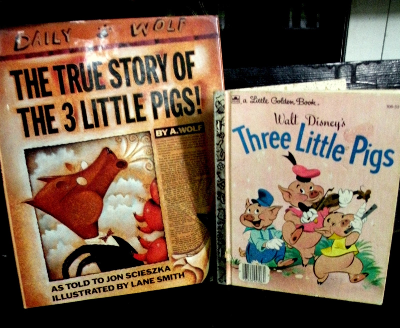 The Fantastic Five Three Little Pigs Learning Fun