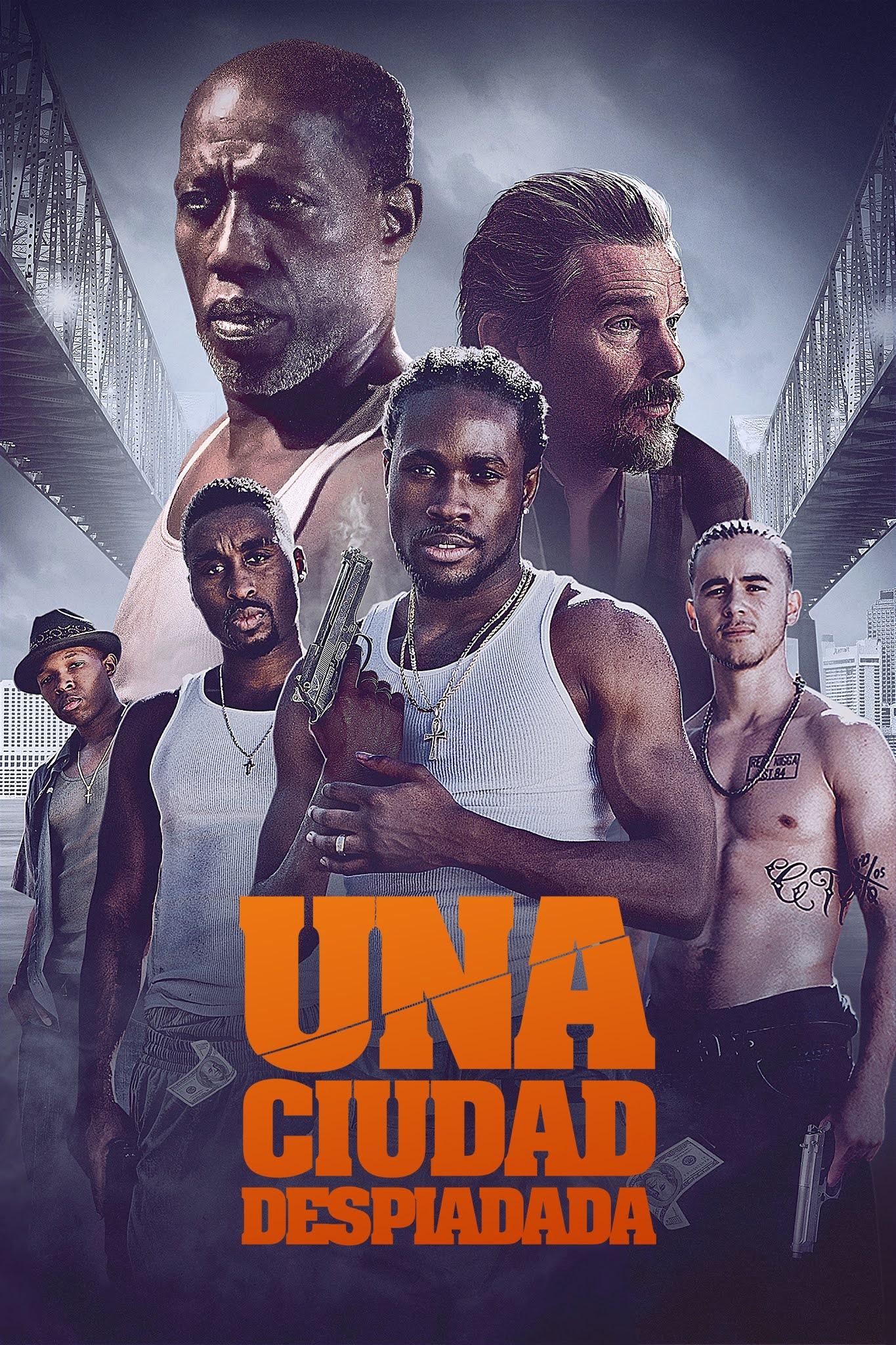 Una Ciudad Despiadada (2020) REMUX 1080p Latino