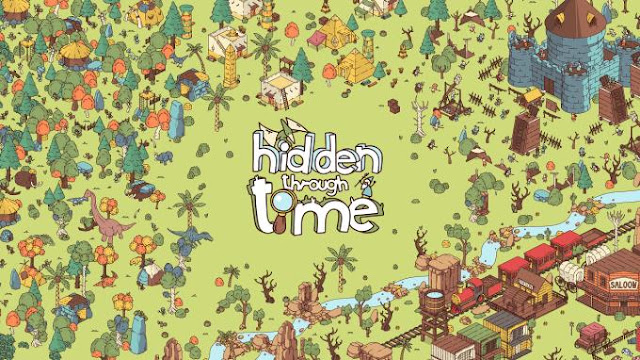 Hidden Through Time is a Hidden Object game in which you have to go on a journey through three different eras with just one simple goal, which is to search for objects.