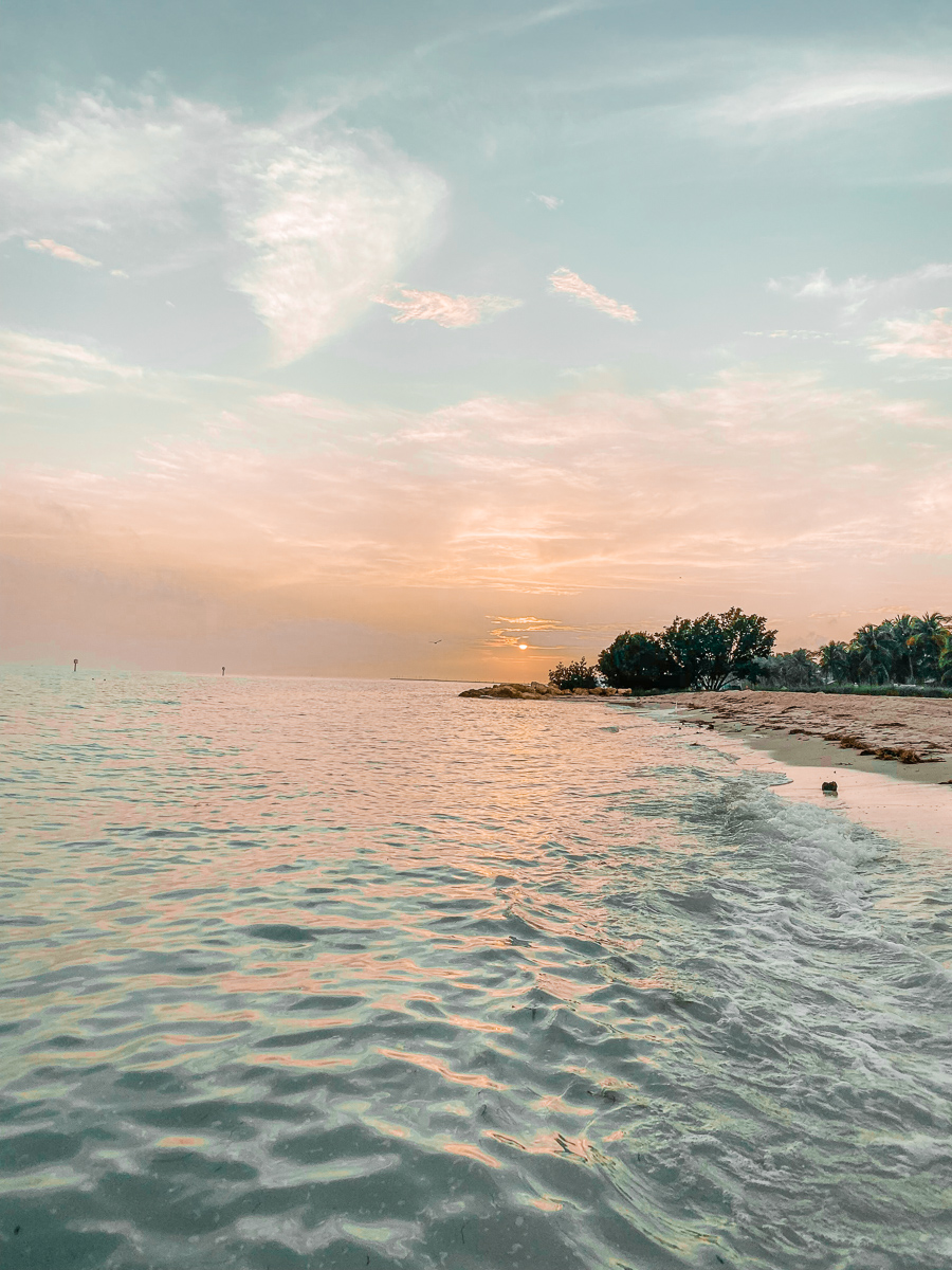 where to see the best sunset in key west