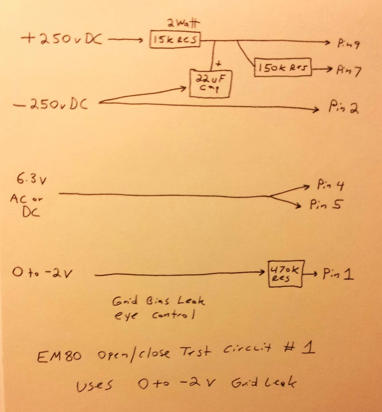 Science Optics June 2018 Tesla Circuit Diagram Emitter Heres More Official Ways To Open Close The Eye But I Havent Tried Them Yet Mainly Because Dont Have An Old Timey Radio With Avc Auto Volume