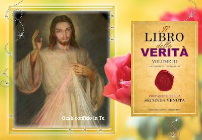 ღ❤ღ Pubblicando questo su richiesta di Maria della Divina Misericordia. Per favore, pregate per