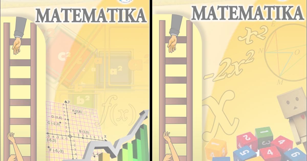 Blog Ilmu Matematika: Buku Matematika Kelas 8 Kurikulum ...