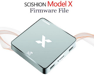 Download Android 8.1 stock firmware for SCISHION Model X TV Box