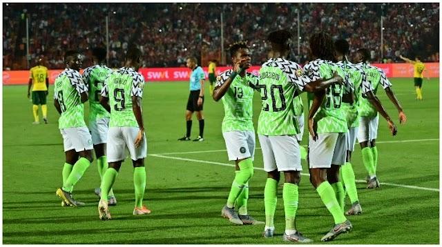 AFCON  Qualifiers: Nigeria Super Eagles Battle With Benin Republic.