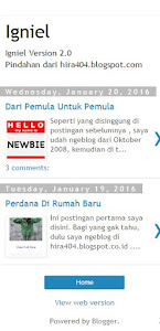 Tips Memilih Template Blog SEO Friendly