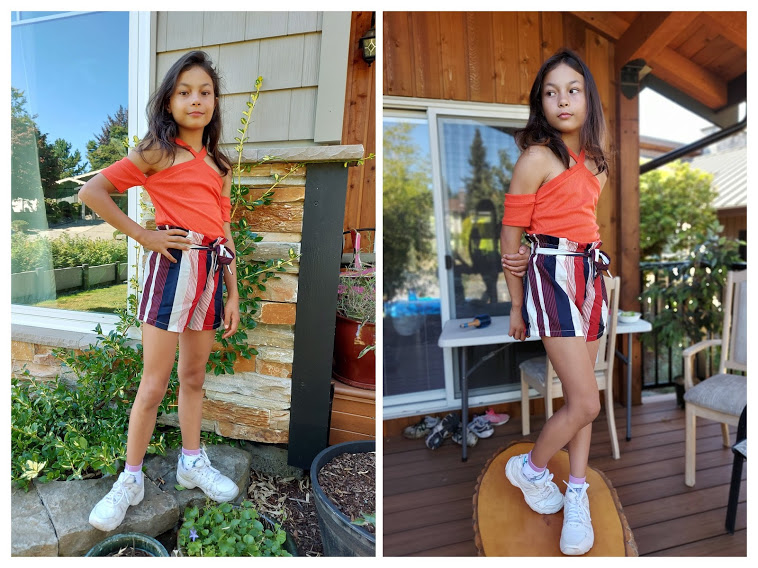 Girls SHEIN Summer Outfits + Review