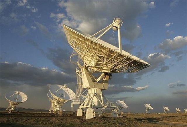 Loài người đã bắt được tín hiệu của một nền văn minh tiên tiến bên ngoài vũ trụ
