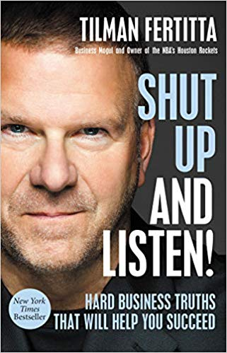 Shut Up and Listen!