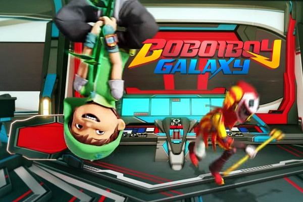 Boboiboy Galaxy Episod 7