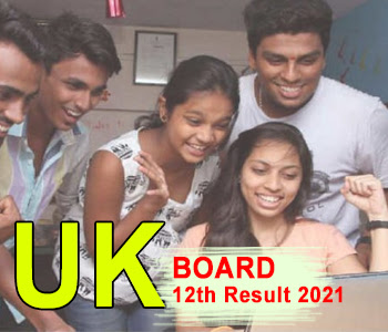 UBSE 12th Result 2021