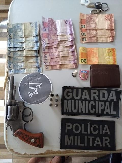 PM de Lima Campos prende homem por intimidar caminhoneiros na MA-122