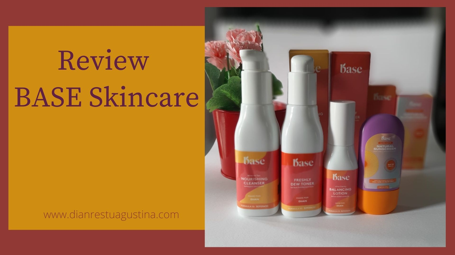BASE Skincare Review
