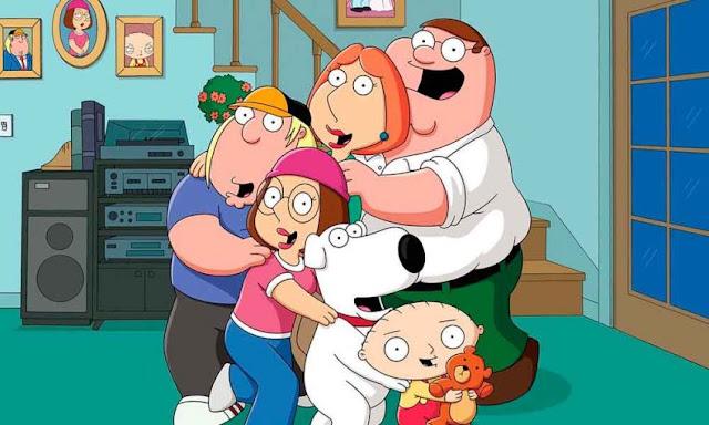 Uma Família da Pesada