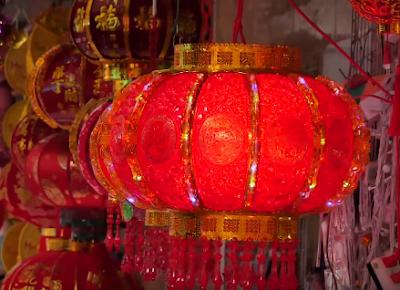 Tet Festival(Lunar new year) Decorations