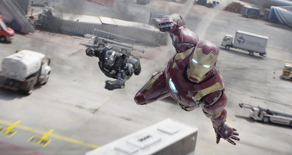 Film Superhero 'Captain America: Civil War' Trailer Reveals Spider-Man (As It Should)