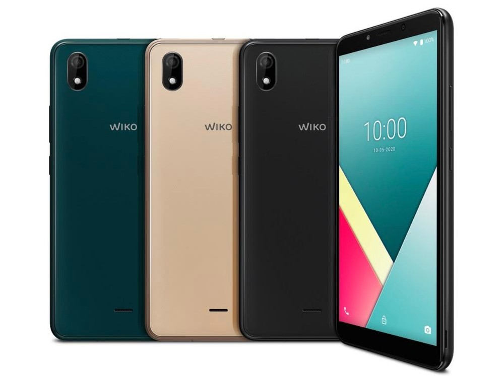 Nuovo Wiko Y61, Android 10 a 89 euro
