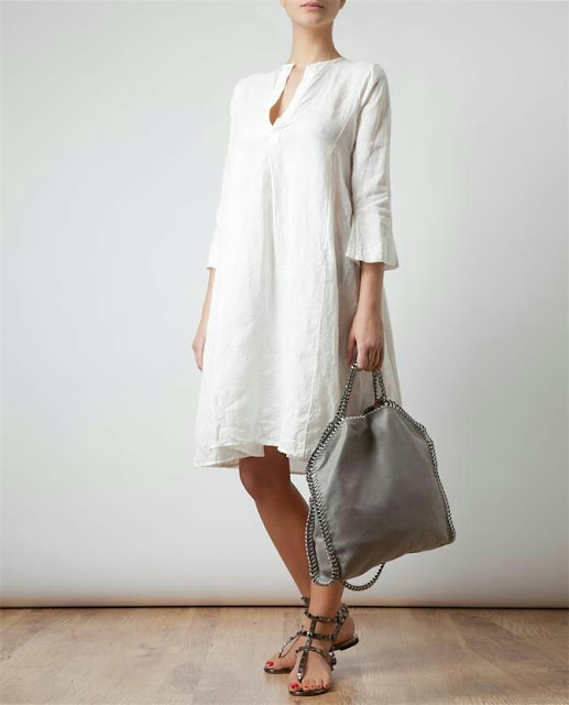 Hemp tunic Dress