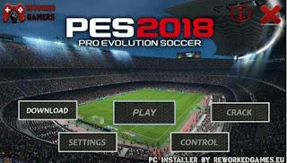 Download Latest (Pro Evolution Soccer) PES 2018 Installation Setup For PC