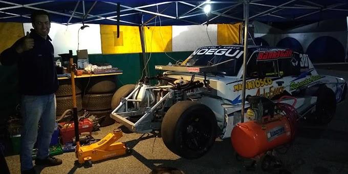 Guillermo Barragán compró un nuevo motor