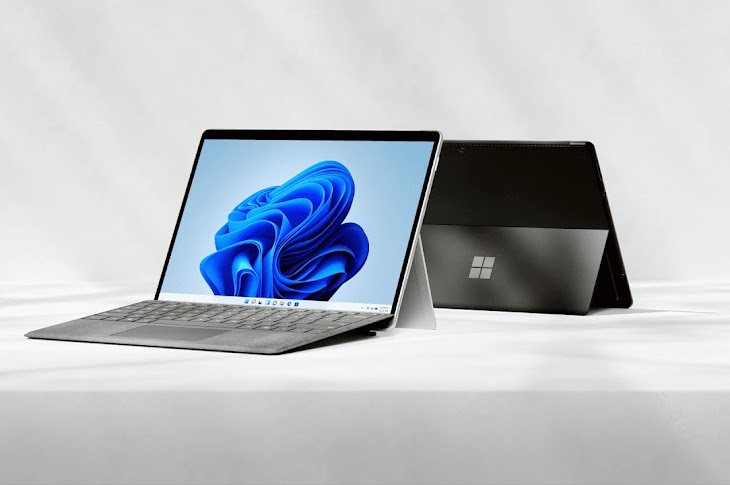 Microsoft Reveals The Surface Pro 8