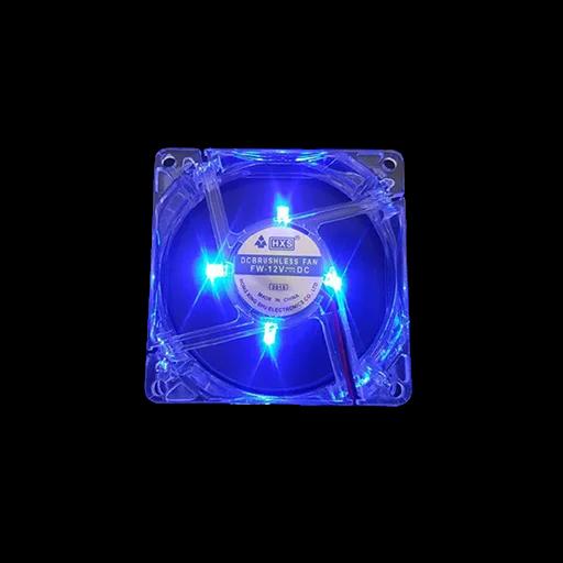 FAN CASE LED 8 inch F82- Giao tiếp: 3PIN, 4PIN