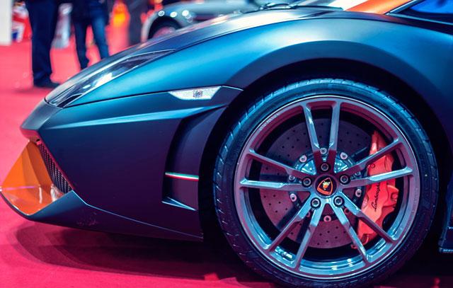 لامبورغيني تخطط لاطلاق سيارة خارقة في 2020