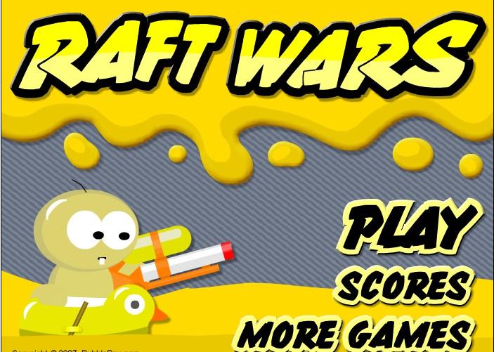 Raft wars watermelon gaming