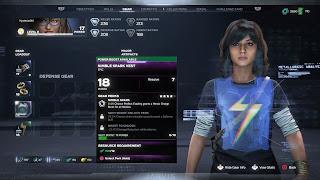 Ms Marvel character settings