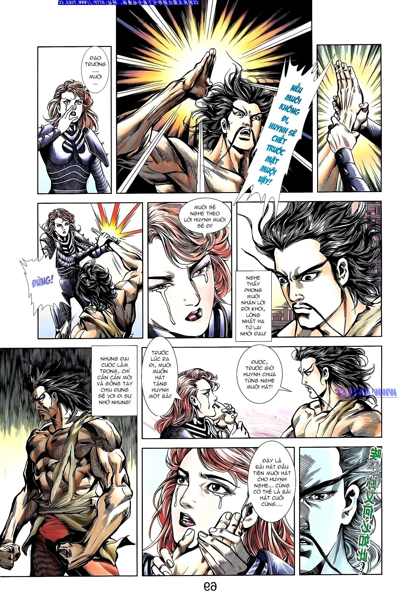 Cơ Phát Khai Chu Bản chapter 141 trang 14