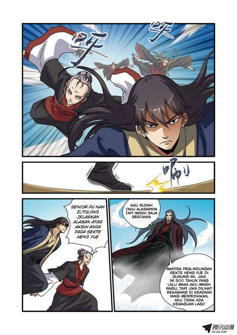 Dilarang COPAS - situs resmi www.mangacanblog.com - Komik xian ni 029 - chapter 29 30 Indonesia xian ni 029 - chapter 29 Terbaru 6|Baca Manga Komik Indonesia|Mangacan