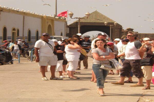 تراجع السياحة المغربية بأكثر من 78 في المائة مع نهاية 2020