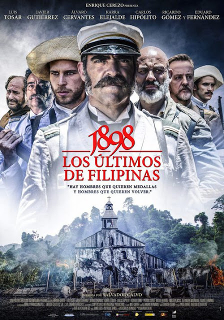 1898. Our Last Men in the Philippines (2016) ταινιες online seires xrysoi greek subs