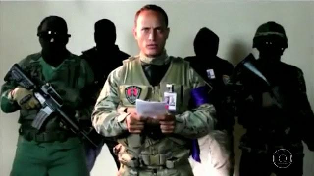 Grupo paramilitar contra a ditadura de Maduro afirma que estão à serviço de Deus para proteger o povo