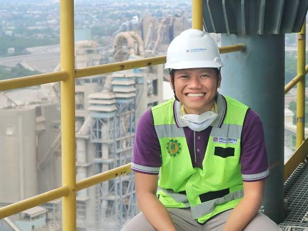 Keseruan Visit Pabrik Indocement, Hingga Fantasi di Ketinggain 158 Meter Plant 14