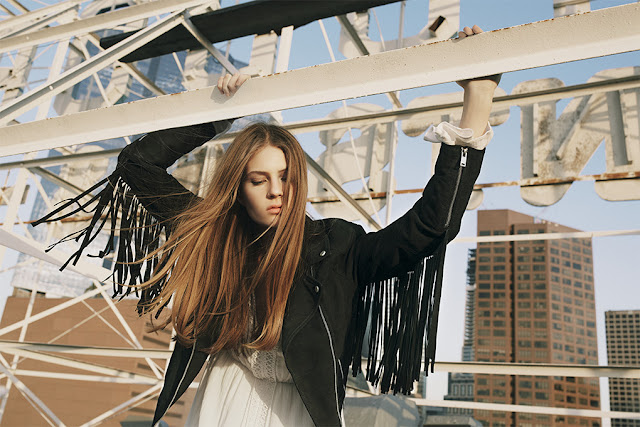 Pull&Bear Downtown Spring 16 Editorial