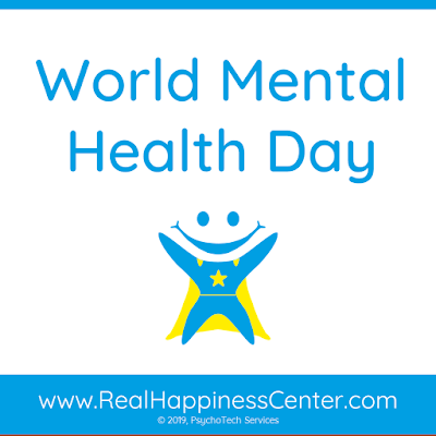 World Mental Health Day - and the biggest error we are making about mental health!