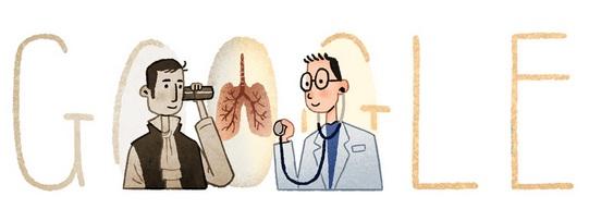 Rene Laennec Penemu Stetoskop Asal Perancis