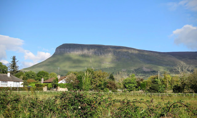 Benbulben Mountain County Sligo, Ireland