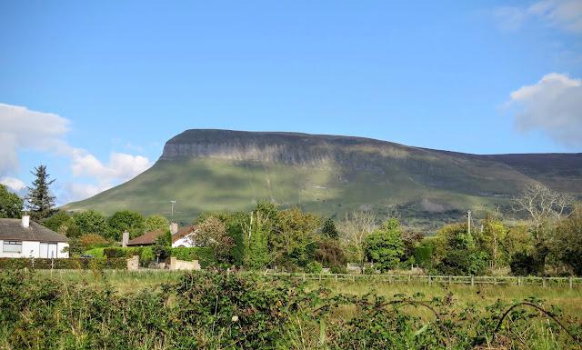 Benbulben Mountain County Sligo, Ireland