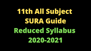 11th All Subject Sura Guide