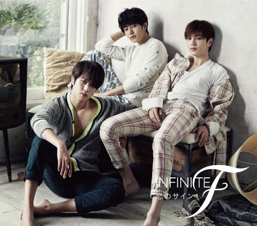[MUSIC] INFINTE F – 恋のサイン/Infinite F – Koi no Sign (2014.11.19/MP3/RAR)