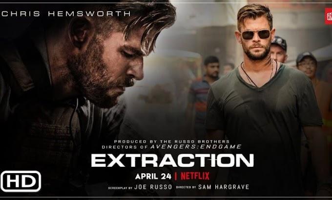 Extraction (2020) Türkçe Dublaj 1080P