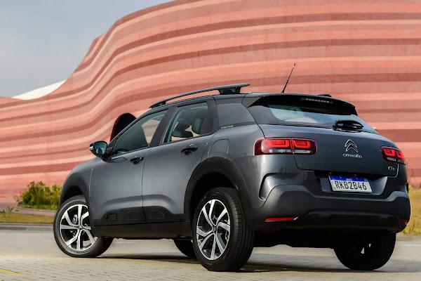 Citroën C4 Cactus Feel: desconto de R$ 9 mil e 3 primeiras revisões grátis até 21 de setembro