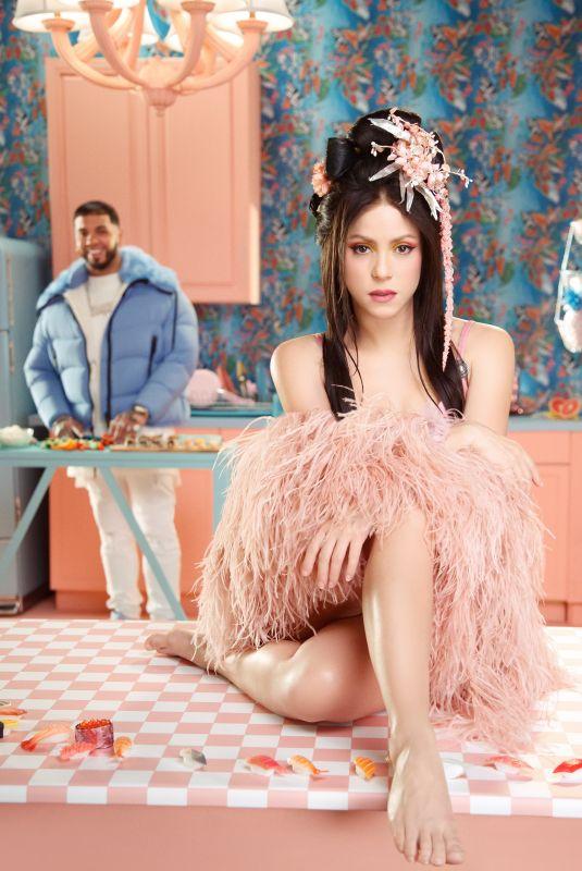 Shakira– Me Gusta, 2020 Single - Celebrity Photos Daily